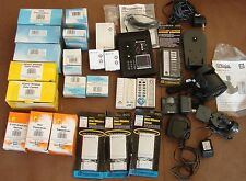 Lot of X10 Moldules Home Automation Sensors Switches Camera remotes plugs