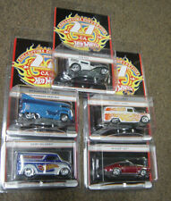 Hot Wheels CA 27th Convention 2013 SET of 5 cars - 4 Collector cars plus Charity
