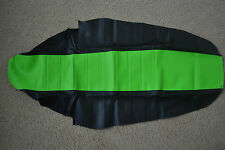FLU KAWASAKI PLEATED GRIPPER SEAT COVER KX250F KXF250 2009 2010 2011 2012