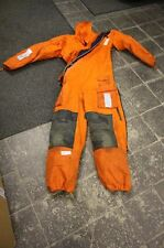 Floatinganzug Viking Rubber Gr XL orange Angelsport Overall Floater Marine 821