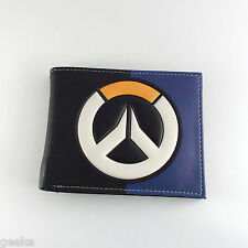 Overwatch Game Logo Wallet - UK Seller