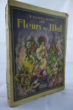 Les Fleurs du Mal by Charles Baudelaire Laboccetta (SOFTCOVER)