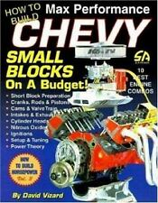 ~~How to Build Max Performance Chevy Small Blocks on a Budget David Vizard~~~