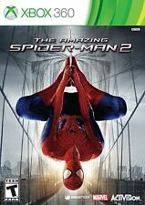THE AMAZING SPIDER MAN 2 XBOX 360! MARVEL, SPIDERMAN, SUPER HERO, FUN GAME!