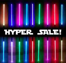 Hypersabers Dual-Wield Attachable Lightsabers (Comes with 2 Lightsabers)
