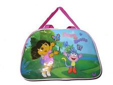 "Dora the Explorer and Boots diaper Gym Bag duffle Sports 16"" new"