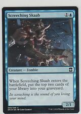 FOIL Screeching Skaab Eternal Masters Magic The gathering MTG  card CCG