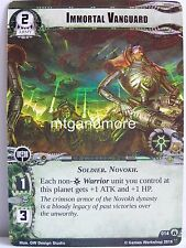 Warhammer 40000 Conquest LCG - Immortal Vanguard  #014 - Legions of Death