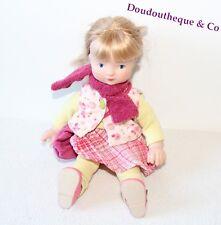 Poupée blonde Alice MOULIN ROTY ma première poupée 27 cm (VI-2537)