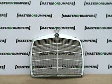 MERCEDES BENZ W110 W111  W112 FRONT GRILL WITH BADGE