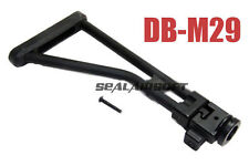 D-BOYS Airsoft Toy Metal Folding Stock For AEG DB-ST-M29