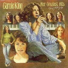 Carole King Her Greatest Hits CD NEW It's Too Late/Jazzman+