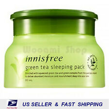 [ Innisfree ] Green tea sleeping pack 80ml ++2016 NEW++