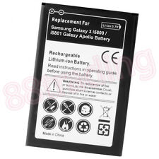 Battery for Samsung Galaxy 3 i5800 Apollo i5801 1500mAH