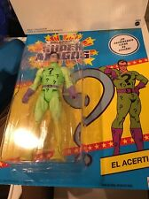 dc universe classics super powers Super Amigos  30th anniversary The Riddler