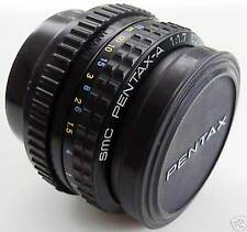 SMC Pentax-A 1:1.7 F/1.7 50mm ME Super Program Plus K1000 K7 K5 K/X K10D K20D