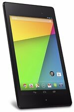 "Google Asus Nexus 7 2nd Generation 16GB, Wi-Fi, 7in 2013 Android Tablet 7"" Inch"