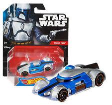 Hot Wheels Star Wars Jango Fett #32 New in Package