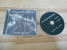 CD Metal Patriarch - Dark World Of Men (12 Song) WROTH EMITTER PROD