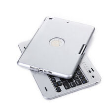 360 Rotating Swivel Wireless Bluetooth Keyboard Case for iPad Mini 3/2/1 Retina
