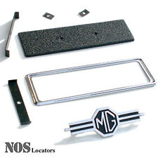 MG Radio Blanking Plate Assembly NEW