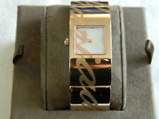 Clogau Rose Stainless Steel Cariad Ladies Cariad Wrist Watch RRP £400.00