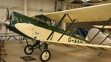 Elf II Parnall British Two Seat Airplane Wood Model Replica Small Free Shipping