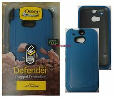 OtterBox Defender Series Case for HTC One M8, Blueprint, 77-39245