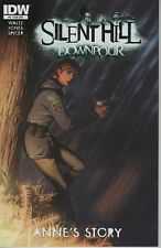 Silent Hill Downpour #3 Anne's Story variant cover comic book video game