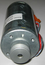 Big Buehler Permanent Magnet 24 VDC Motor with Aluminum Grooved 25 mm Dia Pulley