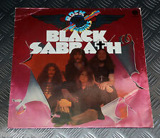 Black Sabbath 'Rock Heavies' Compilation LP German 1978 Rare Cover EX Ozzy