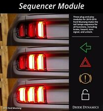 2010-2016 Mustang Diode Dynamics Taillight Sequencer Module GT GT500 V6 Ecoboost