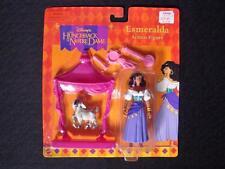RARE Vintage Sealed on card  Disney Hunchback of Notre Dame Figure Esmeralda