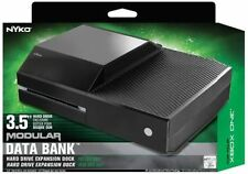 "Nyko Xbox One Data Bank 3.5"" Hard Drive HD Enclosure Upgrade Dock for Xbox One"