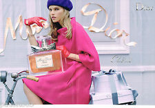 PUBLICITE ADVERTISING 065  2009  DIOR  parfum MISS  ( 2 pages)