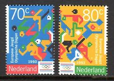 Netherlands - 1993 Olympic youth-games Mi. 1479-80 MNH