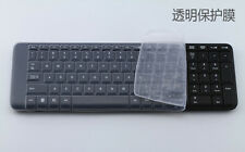 Clear Transparent silicone Keyboard Covers guard For Logitech MK220 K230 MK215