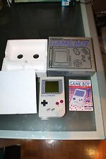 Game Boy DMG 01 Version Jap JP Nintendo Japan con Caja Muy Buen Estado