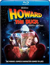HOWARD THE DUCK (1986)-  Blu Ray - Sealed Region free