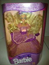BARBIE VERY VIOLET LIMITED EDITION DOLL MATTEL 1992 NEW!