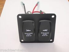 TRIMTABS ELECTRIC  TRIM SWITCH FOR LENCO TABS CARLING BOAT SWITCH PANEL FOR TABS