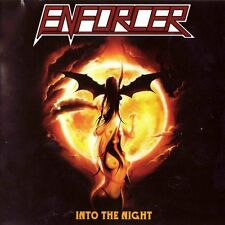 """Enforcer """"Into The Night"""" CD - NEW!"""