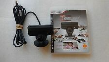 EYECREATE PS3 GAME & PS3 MOVE EYE CAMERA FOR PS3 PLAYSTATION 3 - Eye Create PS3