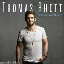 Tangled Up by Thomas Rhett - Audio CD - Brand New Ships Free!