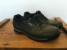 GORGEOUS CLARKS PLUS WATERPROOF GORTEX SHOES UK 6 G COST £80