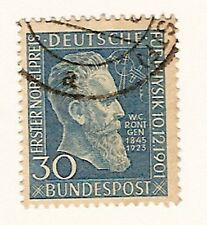 Germany 1952,  N.A. Otto   Scott no. 688