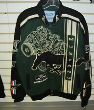 Ford Must Coat Jacket back/ front patch sz Large New w/ tag MINT twill $130 RaRe