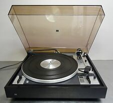 vintage turntable Record player Plattenspieler belt drive Dual 601 Ortofon M20E