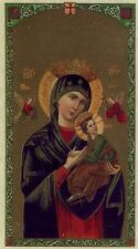 Prayer to Our Mother of Perpetual Help, Grant That I May Ever Invoke Thy Most