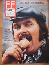 + FF DABEI 21 - 1973 bako-Frischdienst Oktoberklub Berlin Fritz Cremer Ohne TV